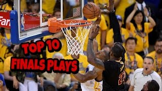 NBA Finals Top 10 Plays Of All Time