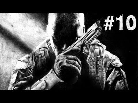 Call of Duty Black Ops 2 Gameplay Walkthrough Part 10 - Campaign Mission 5 - Waterlogged (BO2)