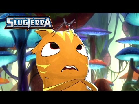 Slugterra Slugisode - Fly. Fly Again