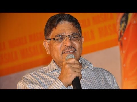 Allu Aravind Press Meet Live || Sri Reddy || RGV || Pawan Kalyan || Tollywood Casting Couch || TV9