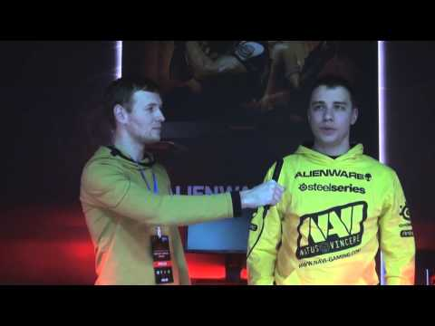 Interview with Na`Vi.LighTofHeaveN @ ASUS FBotY 2012