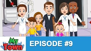 My Town Stories  - New Baby Brother (Episode 9)