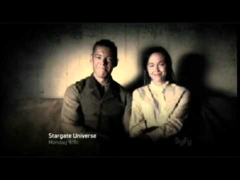 Stargate Universe '2x18 Epilogue' MGM Promo trailer sneak peek SGU MGM Syfy ...