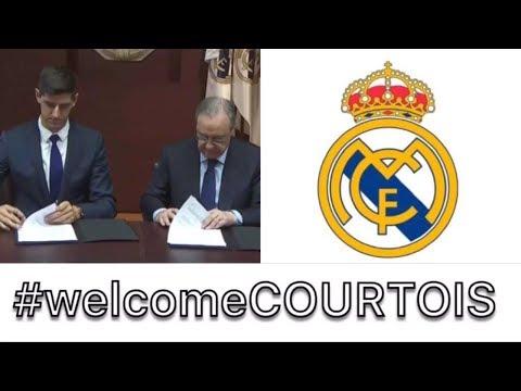 ultima hora noticias DEPORTES ESPAÑA REAL MADRID COURTOIS #welcomecourtois NOTICIAS DE ULTIMA HORA thumbnail