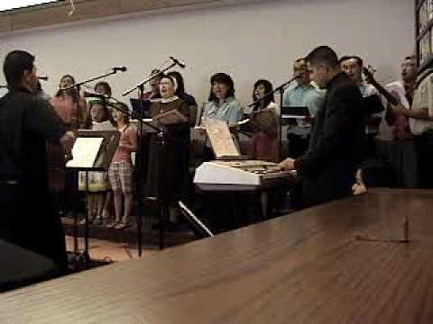Dios Es Amor (Coro Iglesia Católica San Rafael)