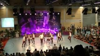 No Limit - Großer Preis von Deutschland Formationen 2016