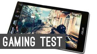 ASUS ZenPad C 7.0 Gaming Test