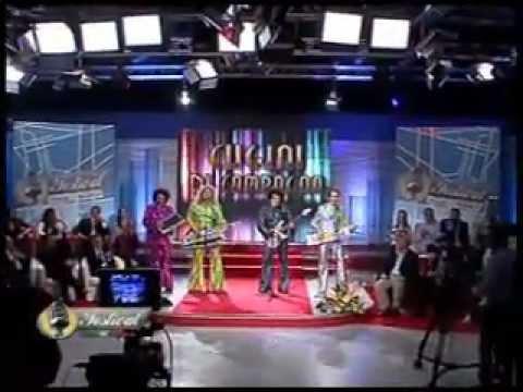 I Cugini di Campagna 'meravigliosamente mia' al Festival Italia in Musica, il 19 maggio 2012