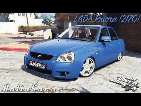 LADA Priora (2170) [replace]