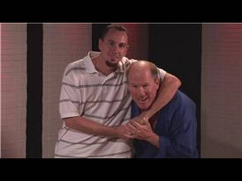Self-Defense Techniques : Self-Defense: Escaping Headlocks Image 1