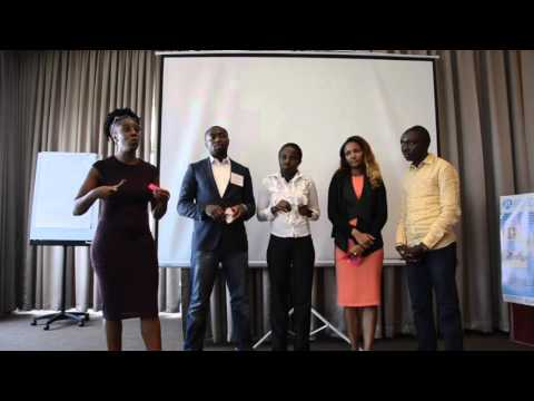 Young African Leaders' Initiative Connect Camp #6 - Pitches
