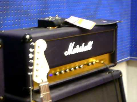 Trying out the Marshall Vintage Modern