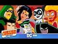 Justice League Action | Shorts Mashup! | DC Kids