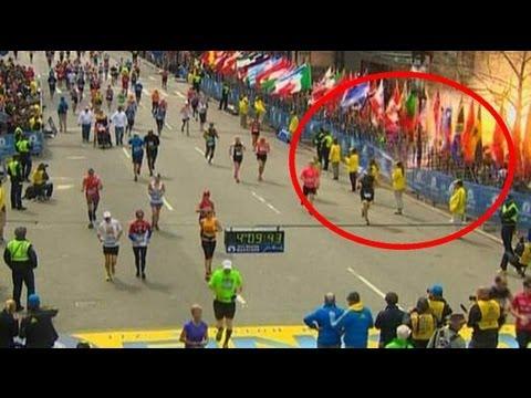Bombe su maratona, arrestato un sospetto