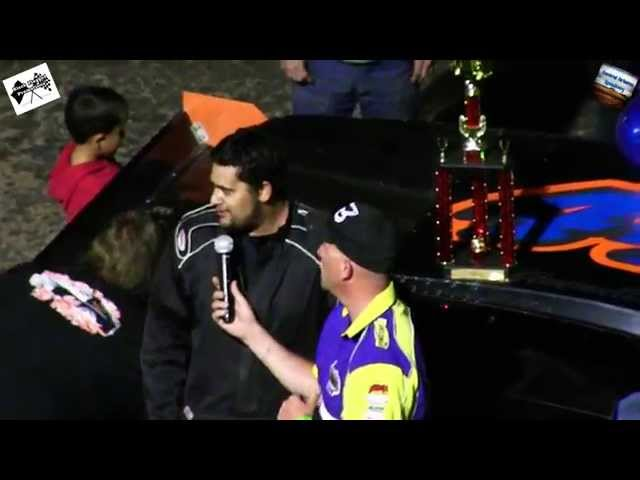 Central Arizona Speedway- Xmod Main Feb 14th 2015