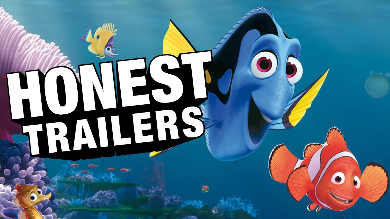 [Before Finding Dory, Check Out The Finding Nemo Honest Trailer] Video