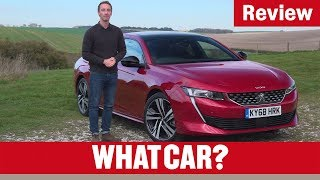 2019 Peugeot 508 review – better than a Skoda Superb? | What Car?