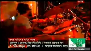 BaBa Nogor Baul James Jamuna Bamba Eid Concert 2014