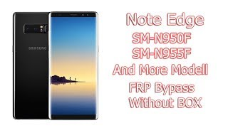 Galaxy Note Edge- FRP Remove Without Box 100% - GSM MOBILE TECH