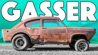 Henry J Gasser Vintage Drag Car Project -- Hot Rod Hoarders Ep. 3