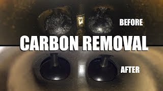 How to Walnut Blast Your Intake Valves (CARBON BUILDUP REMOVAL)