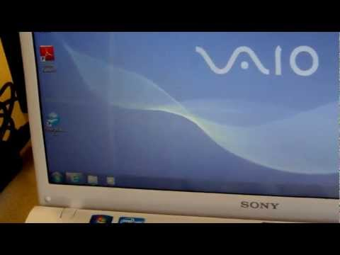 Sony Vaio vpceh2n1e/w Windows 7 Intel i5 Laptop boxed for sale