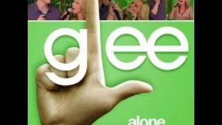 Watch Glee Cast Alone video