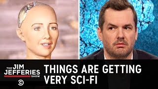 The Rise of the Robots - The Jim Jefferies Show