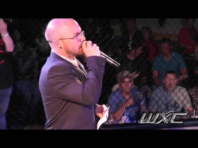 AJ Hall vs Jason Milloway WXC 50