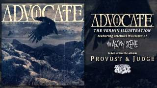 Advocate - The Vermin Illustration (Feat. Michael of The Agony Scene)