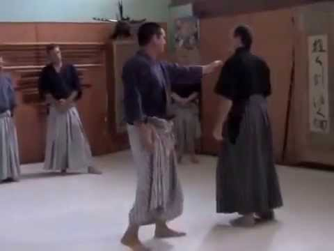 Samurai Jujutsu James Williams Sensei Nami ryu Image 1