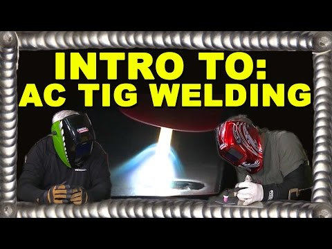 Back to Basics: AC Aluminum TIG Welding for Beginners with Kevin Caron   TIG Time