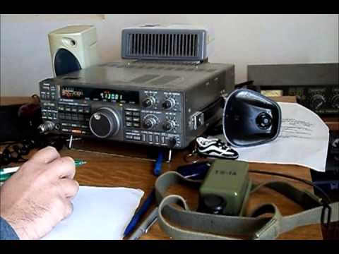 QRP QSO with DN4TS on 40 m Band - by 9A6PKT/QRP