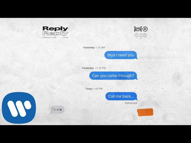 A Boogie Wit Da Hoodie - Reply feat. Lil Uzi Vert [Official Audio] thumbnail