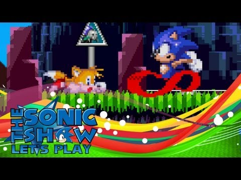 Lets Play Fridays!: Sonic The Hedgehog Before The Sequel Part 1