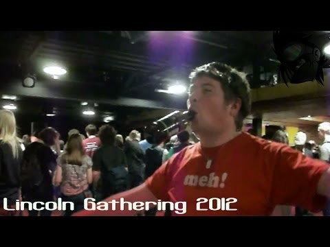 Wonchop goes to the Lincoln Gathering