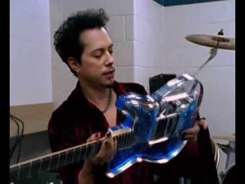 Kirk hammett and his guitars youtube for Kirk hammett house