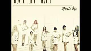 download lagu Day By Day - T-ara  Box gratis