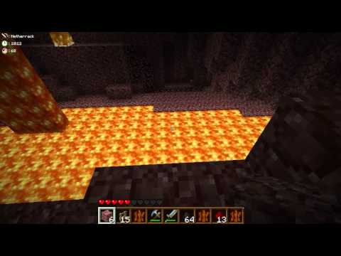 The Epic Journey To The Nether Minecraft Project #45