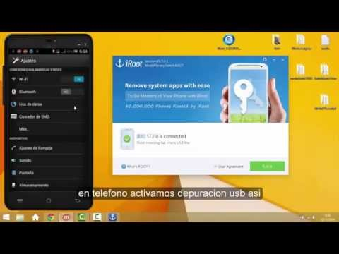 rootear casi cualquier telefono android facil con vroot [iroot]