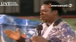 SCOAN 28/12/14: Anointed Prayer Words & Mass Prayer With TB Joshua. Emmanuel TV