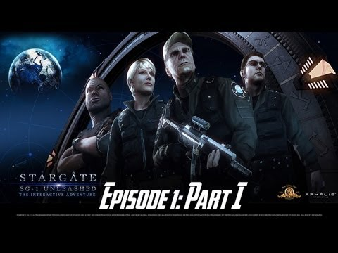Stargate SG-1: Unleashed Ep 1 - Universal - Walkthrough - Part I