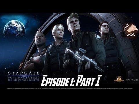 Stargate SG-1: Unleashed Ep 1 - Universal - Walkthrough - Part I