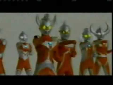 Ultraman (lagu Hari Guru)  Mp4 video