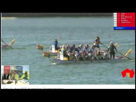 Australian National Dragon Boat Championships 2016