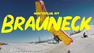 Winterflug am Brauneck S06E01