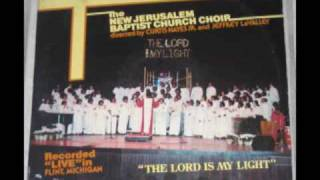 """Thou Shall Be Save""  The New Jerusalem Baptist Church Choir"
