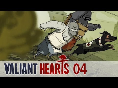 VALIANT HEARTS [HD+] #004 - Giftgas ★ Let's Play Valiant Hearts