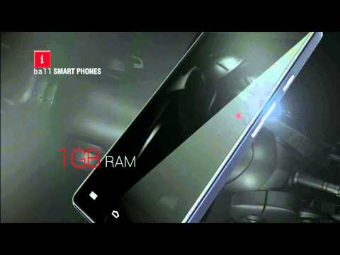 "iBall Baby Panther - The first 4.5"" Octa-core Smartphone in India."