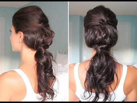 Twisted Everyday Double Ponytail